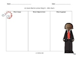 Martin Luther King Jr. KWL Chart
