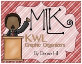 Martin Luther King Jr. KWL + Evidence FREEBIE