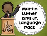 Martin Luther King Jr. Language Pack