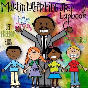 Martin Luther King, Jr. Lapbook