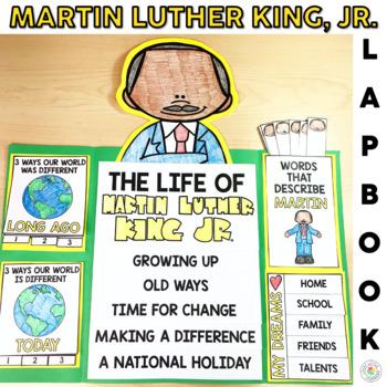 Martin Luther King Jr. Lapbook