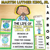 Martin Luther King Jr. Lapbook | Printable and Digital