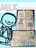 Martin Luther King Jr. Lapbook { 8 foldables included! }