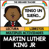 Martin Luther King Jr. Lectura, libritos y actividades