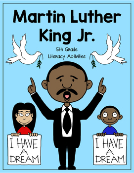Martin Luther King Jr. Literacy Activities