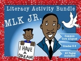 Martin Luther King Jr. Literacy Activity Bundle