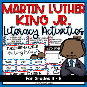 Martin Luther King Jr. Literacy Centers
