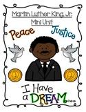 Martin Luther King, Jr. {Literacy Mini Unit}