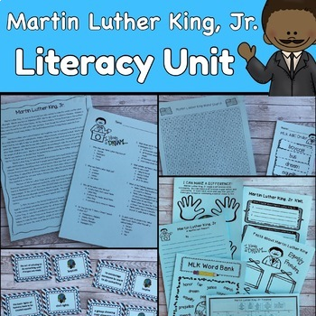 Martin Luther King, Jr. Literacy Unit