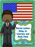 Martin Luther King, Jr. Literacy and Math Set