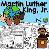 Martin Luther King, Jr.  MLK