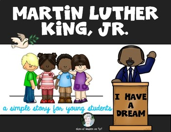 Martin luther king day teaching resources lesson plans teachers martin luther king jr first grade kindergarten social studies reader ibookread
