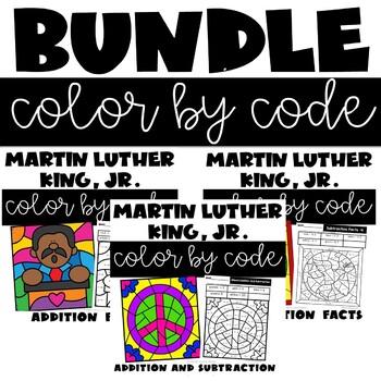 Martin Luther King Jr. Math Activities