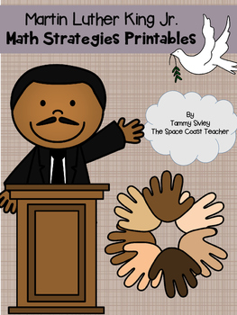 Martin Luther King Jr. Math Strategies Printables