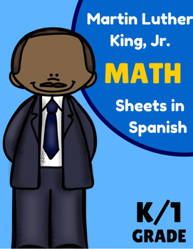 1st Grade Spanish Martin Luther King Jr Teaching Resources ...