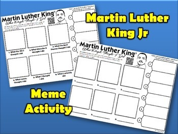 Martin Luther King Jr Meme