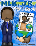Martin Luther King, Jr. Mini-Book