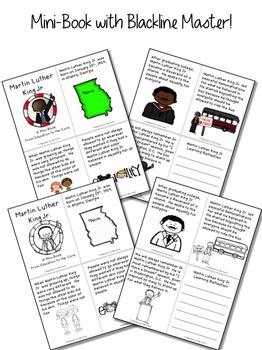 Martin Luther King Jr. Activities | MLK Activities | January Activities