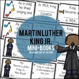Martin Luther King Jr. Mini-Books