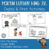 Martin Luther King Jr. Mini Books