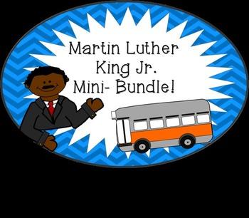 Martin Luther King Jr. Mini-Bundle