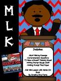 Martin Luther King Jr. Mini Lesson