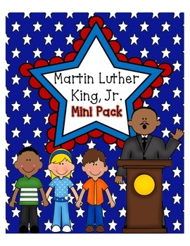 Martin Luther King, Jr. Mini Pack