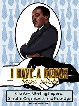 Martin Luther King Jr - Mini Pack