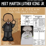 Martin Luther King Jr. Close Reading Passage and Activities