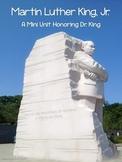 Martin Luther King, Jr. Mini Unit {Honoring Dr. King}