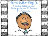 Martin Luther King Jr.~4 Darling K-1 Activities