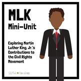 Martin Luther King, Jr. Mini Unit for 3rd Grade