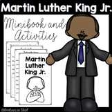 Martin Luther King Jr. Minibook and Activities