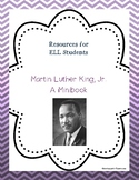 Martin Luther King, Jr. Minibook for ELL Students