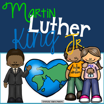 Martin Luther King, Jr. Day No Prep