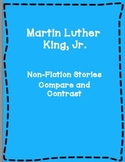 Martin Luther King, Jr., Non-Fiction Activity