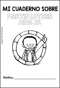 Martin Luther King Jr  Non-Fiction Unit in Spanish