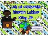 Martin Luther King, Jr.:  Non-fiction activities for young learners