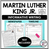 Martin Luther King Jr. Nonfiction Writing