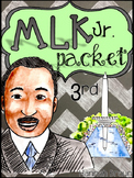 Martin Luther King Jr. Activities Packet for 3rd Grade