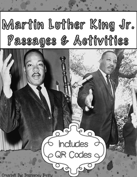 Martin Luther King Jr. Passages and Activities