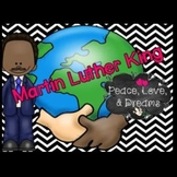 Martin Luther King, Jr.: Peace, Love, & Dreams: A unit for young kiddos!