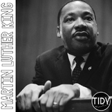 Martin Luther King Jr. PebbleGo Research Hunt