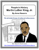 Martin Luther King, Jr. - People in History