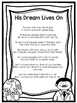 Martin Luther King, Jr. Poem (FREEBIE)