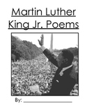 Martin Luther King Jr Poem Writing