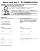 Martin Luther King, Jr. Poetry Worksheet - Close Reading w