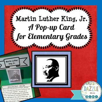 Martin Luther King - 3rd Grade