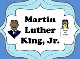 Martin Luther King, Jr. PowerPoint - SPANISH