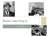 Martin Luther King Jr. PowerPoint for all grades